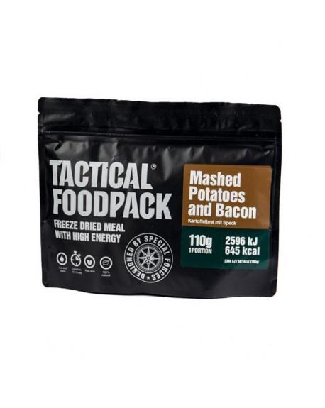 TACTICAL FOODPACK Puré de patatas y bacón